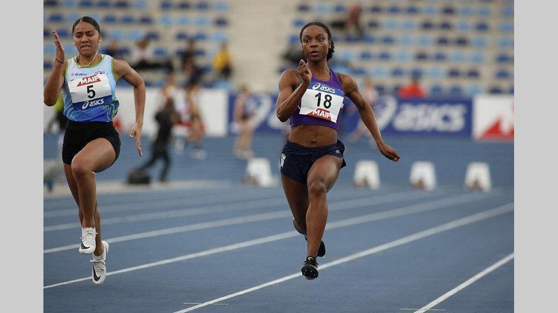 Championnat de France d'athlétisme : deux Gabonaises sur le podium