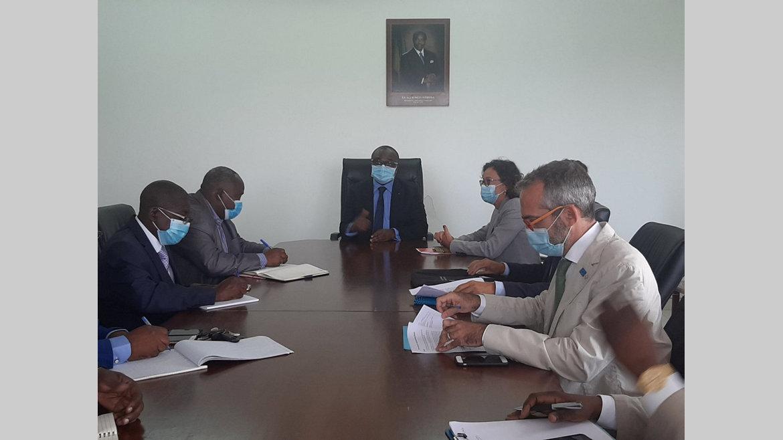Bonne gouvernance : l'UE entend soutenir le Gabon
