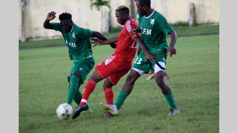 Subvention du National-Foot : trois clubs à jour
