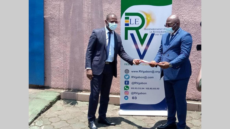 RV : Arsène-Edouard Nkoghe Nze nouveau président