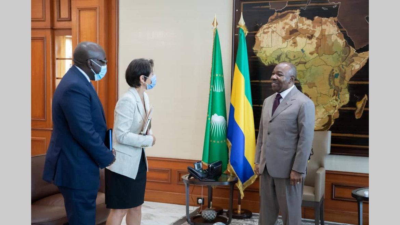 Activités présidentielles : Ali Bongo Ondimba au fait de la gestion de Comilog et Setrag