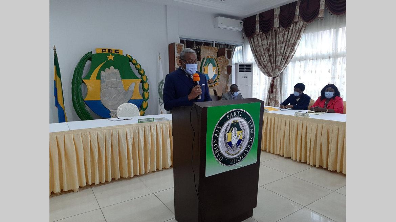 PDG : le secrétaire général échange avec les membres du Conseil consultatif des sages