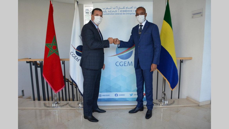 Investissements : le Gabon fait les yeux doux au Maroc