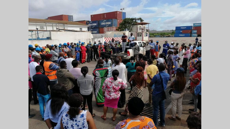 Chômage technique : menace sur une centaine d'agents de Bolloré Gabon