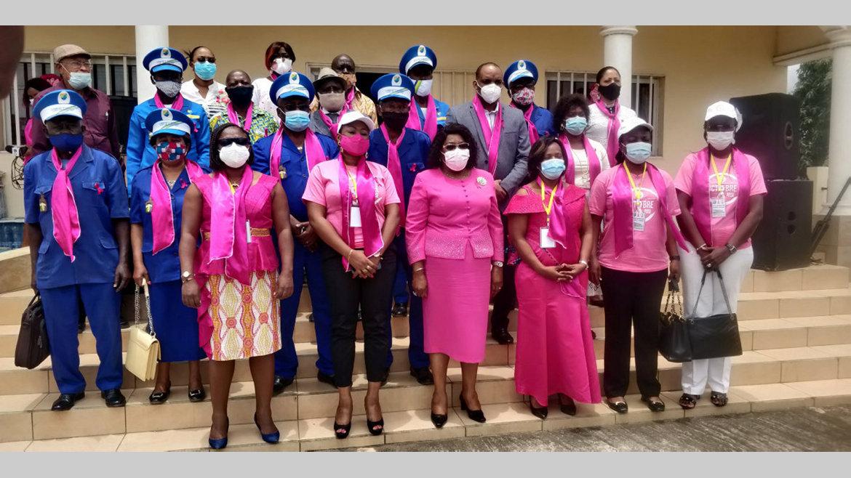 Octobre rose : Owendo en guerre contre les cancers féminins