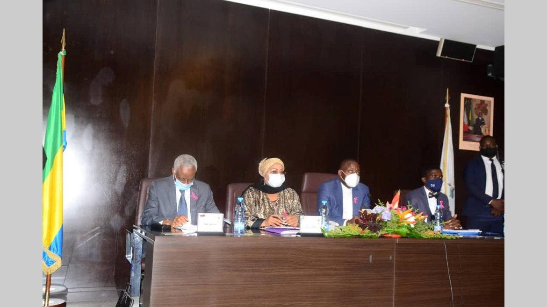 Libreville : les comptes administratifs 2018 passés au peigne fin