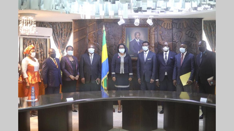 CND : une délégation chez la Première ministre
