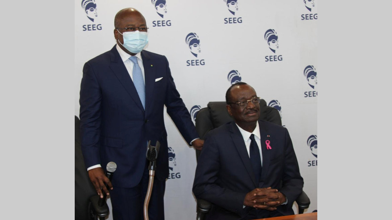 SEEG : Égide Boundono Simangoye à la tête du Conseil d'administration