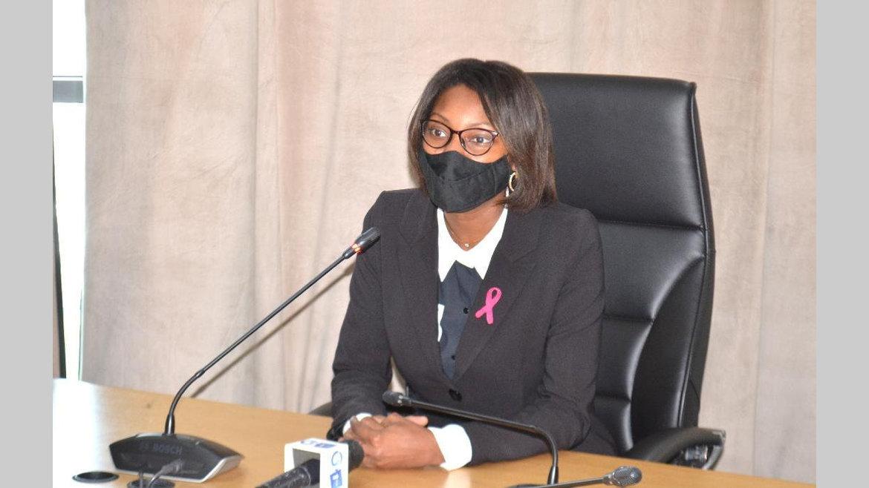 Climat des affaires : Carmen Ndaot au front