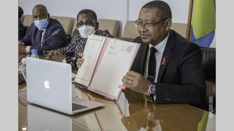 Rise Gabon : signature de l'accord