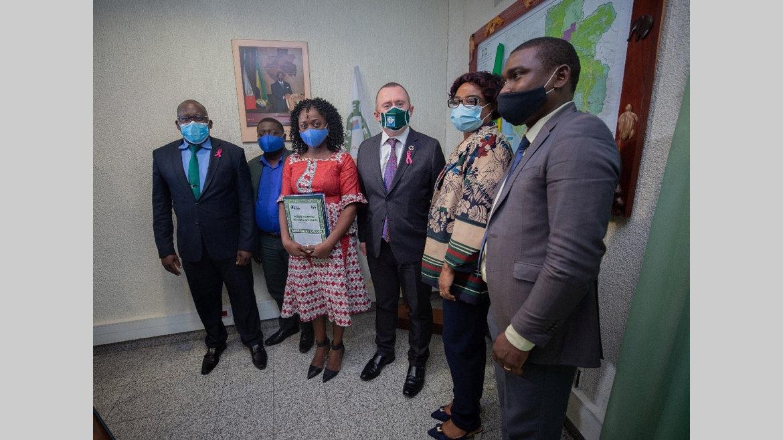 Protocole de Nagoya : le Gabon signe son premier Certificat de conformité international