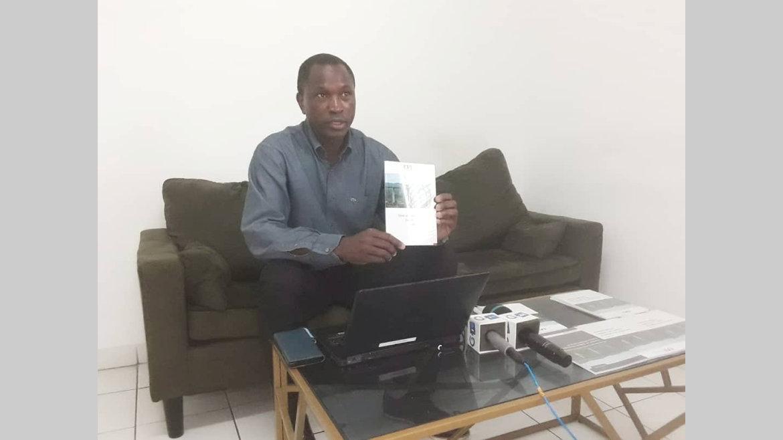 Infrastructures : la vision de Durlon Abiaga Ngome
