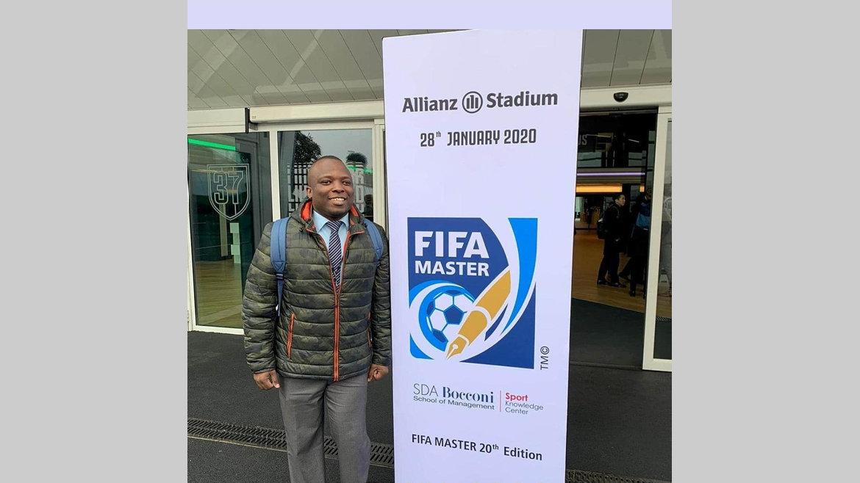 Caf : Serge-Arnaud Assume Assume intègre la division compétition