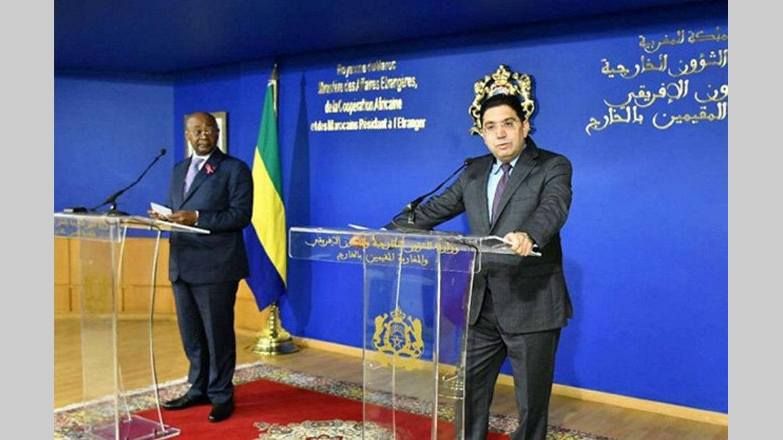 Sahara occidental : le Gabon réitère son soutien au Maroc