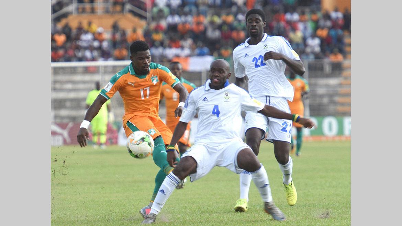 Panthères : Junior Assoumou Akue remplace Appindangoye