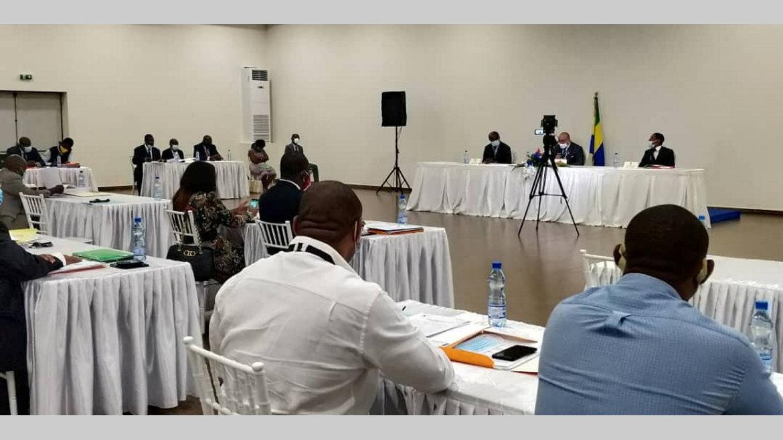 Akanda : examen du compte administratif 2019