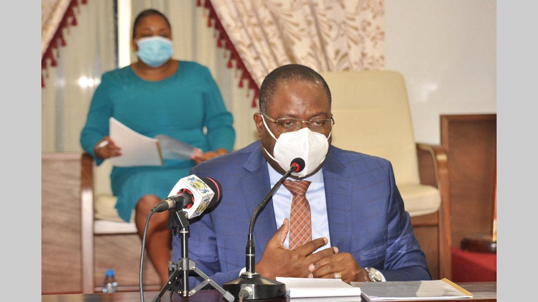 Éducation nationale : Mouguiama-Daouda décline ses projets