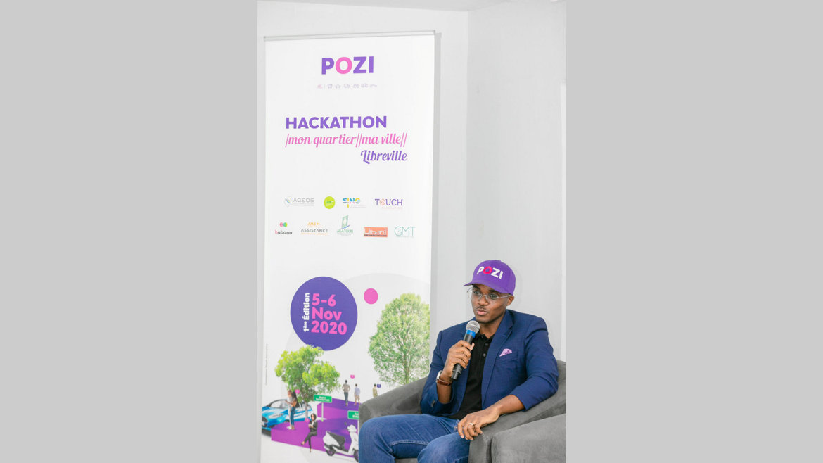 Cartographie de Libreville : les ambitions de la start-up Pozi