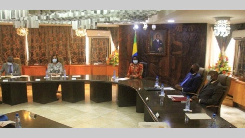 Justice : Erlyne Antonella Ndembet-Damas décline sa feuille de route