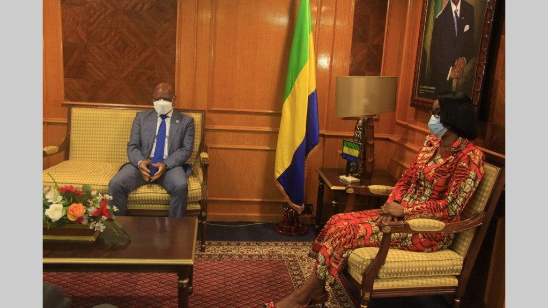 CEEAC : le président de la Commission présente ses civilités au Premier ministre