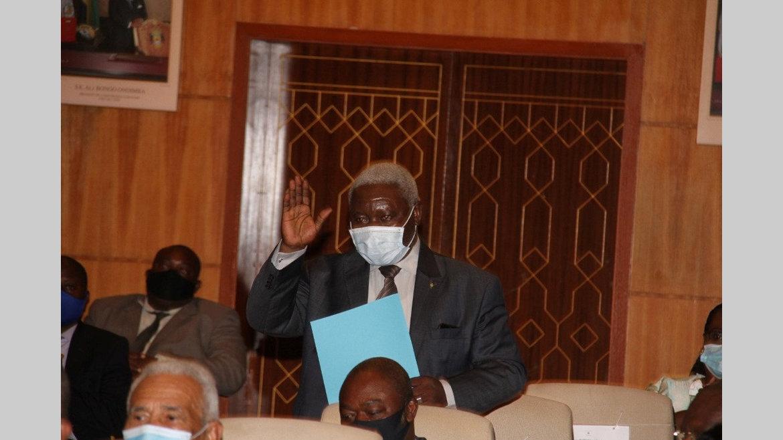 Sénat : Gilbert Ndong Nkoghe, nouveau président de la Commission du Plan et de l'Aménagement du territoire
