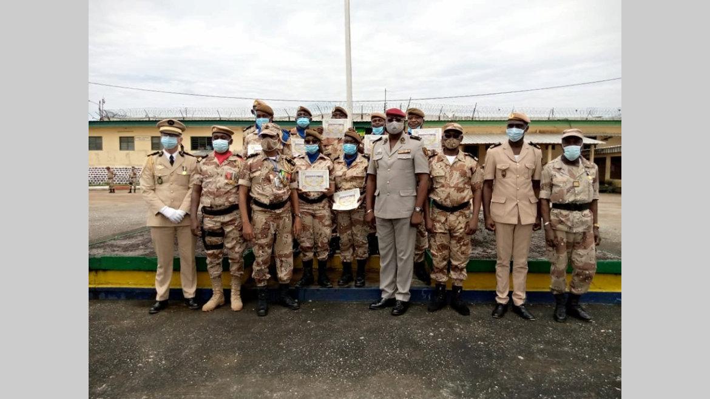 Sécurité pénitentiaire : 650 agents renforcent leurs capacités