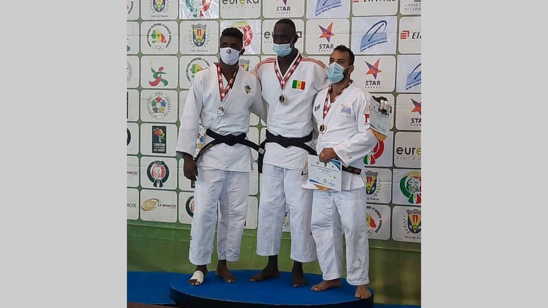 Open de judo de Dakar : les Panthères remportent cinq médailles