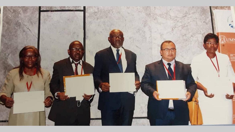 Médecine : carton plein pour le Gabon au Cames