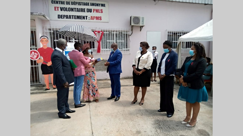 VIH/Tuberculose et VBG : un soutien aux relais communautaires et aux PVVIH