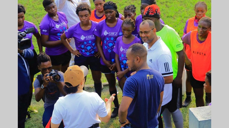 Atlético Akanda : l'ambitieux programme pour l'émancipation des sportives