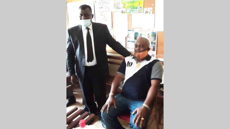 Self-défense : Éric Nguema nouveau président