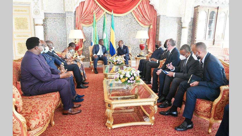 Gabon-Sierra Leone : pour un nouveau départ dans la coopération bilatérale