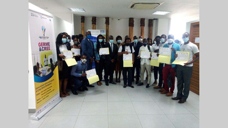 eStartup challenge : des attestations pour les lauréats