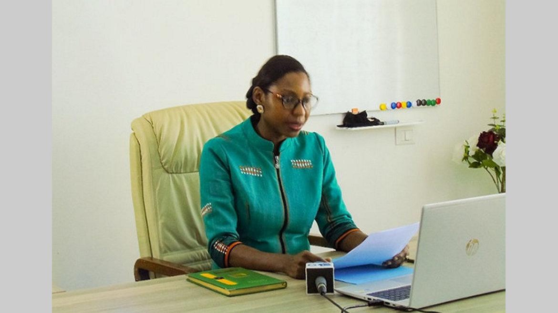 Zones économiques africaines : Carmen Ndaot vante le modèle gabonais