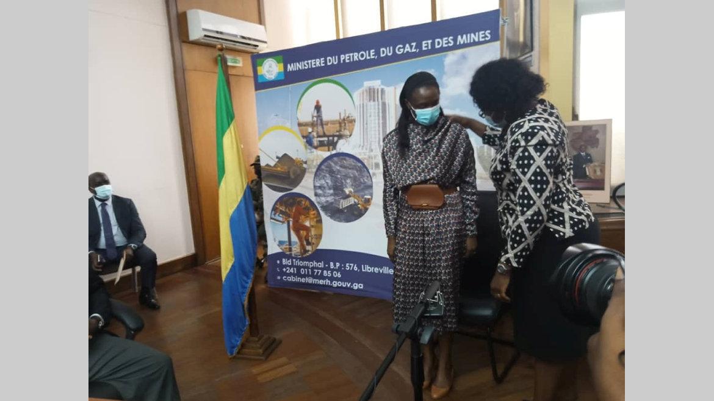 Groupement d'intérêt ITIE Gabon : le challenge de Léontine-Tania Oyouomi-Loumbou