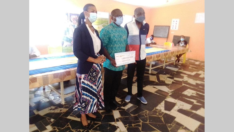"Solidarité : le soutien du Rotary club Libreville-Sud à ""El Jireh"""