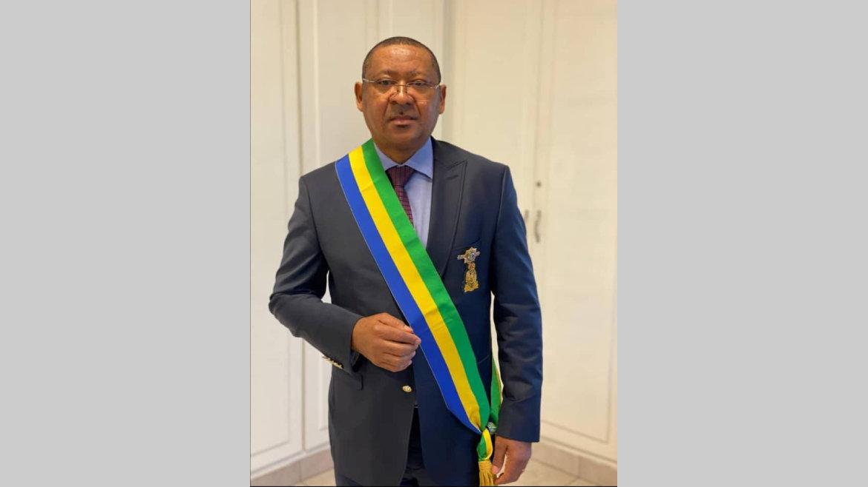 Parlement : Jean-Marie Ogandaga intègre l'hémicycle