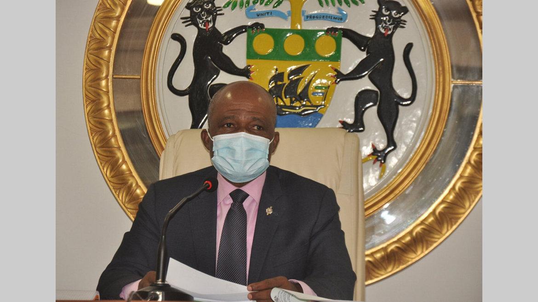 Assemblée nationale : adoption de la prorogation de l'état d'urgence sanitaire