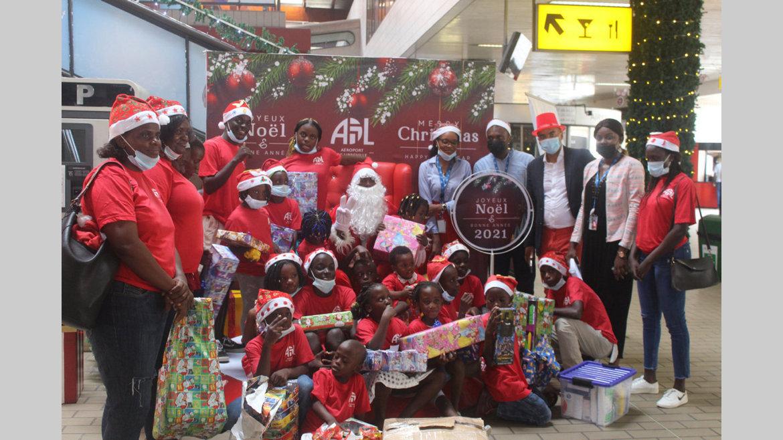 ADL : la fête pour des orphelins