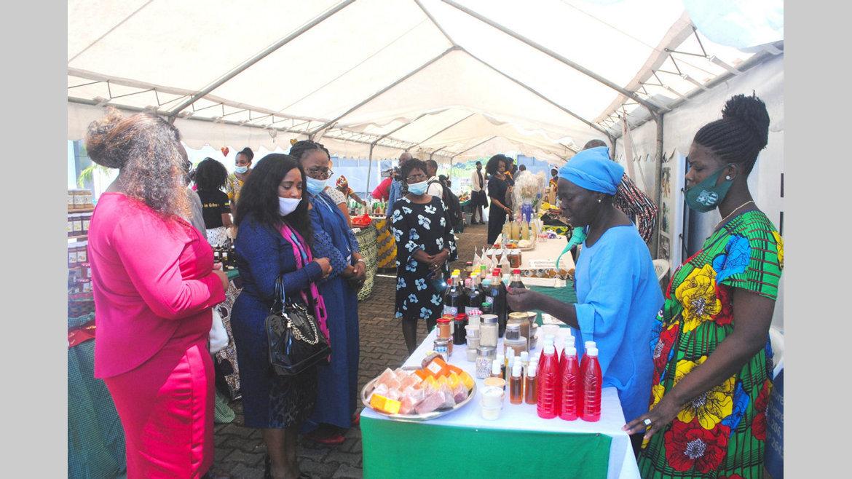 Mini-foire agricole : enrichir le marché de produits locaux