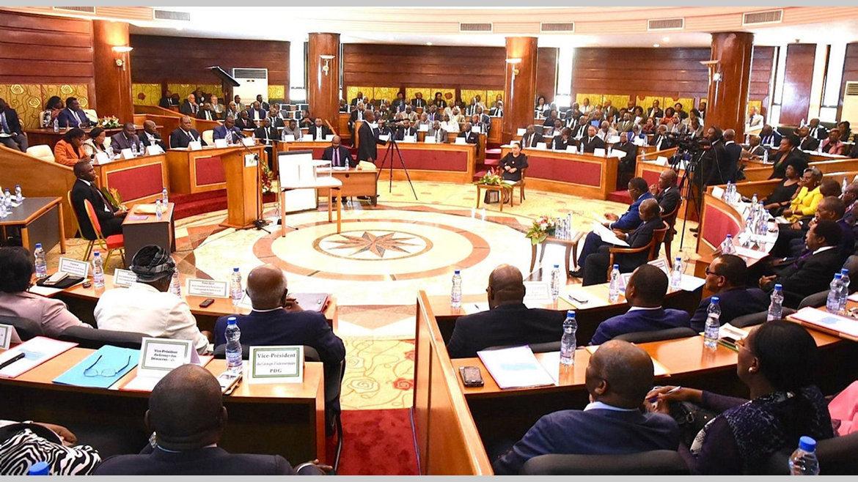 Révision de la Constitution : le Parlement en Congrès aujourd'hui