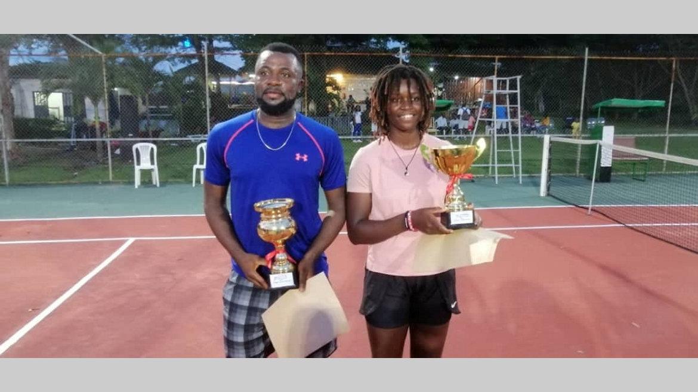 """Tennis : """"Je suis fière d'avoir remporté ce tournoi pour la deuxième fois"""""""