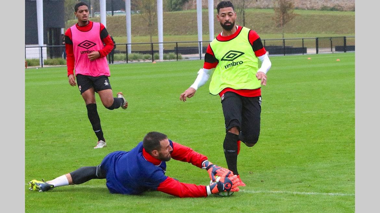 Football : Lloyd Palun testé positif au Covid-19