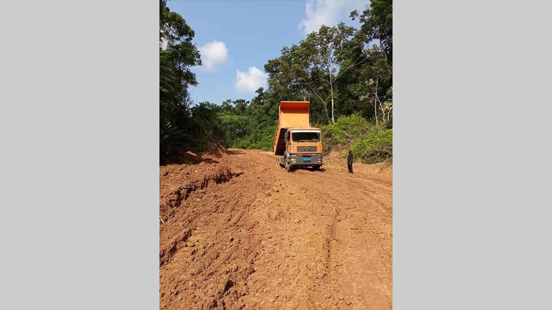 Route Mouila-Mimongo : bientôt le grand soulagement des usagers