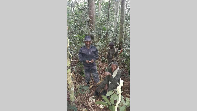Oyem : perdu en forêt pendant 4 jours, il est retrouvé vivant