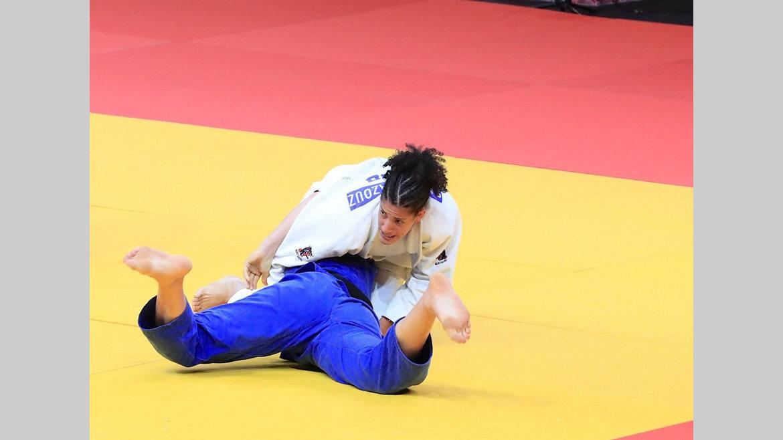 : Masters de Doha: Sarah Mazouz battue par Ippon