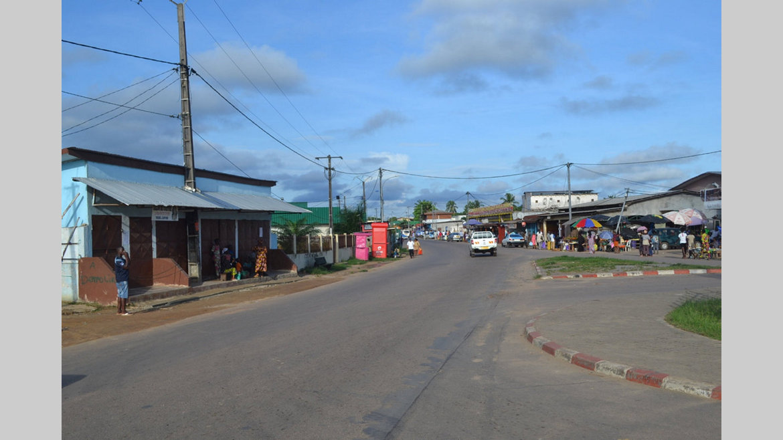 Lambaréné : un agent de la CNSS fauché par un véhicule