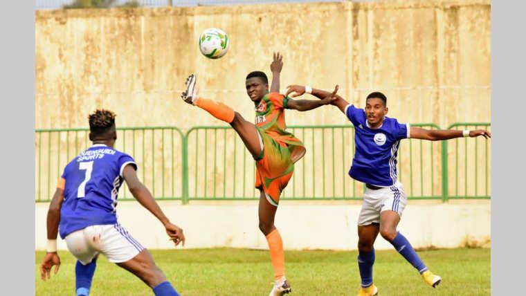 Bouenguidi Sports : La manche retour sera plus rude