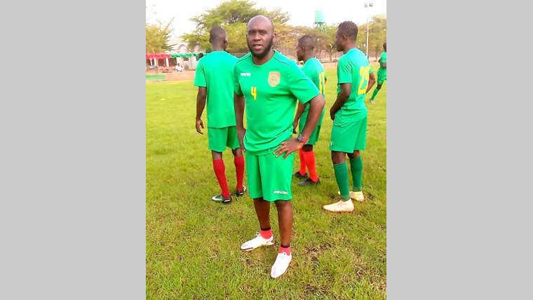 Football : Merlin Tandjigora retenu avec le Djoliba AC contre COB aujourd'hui