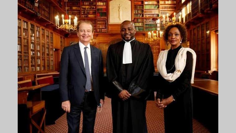 Justice : Vivien-Patrice Makaga-Pea intègre le Barreau de Paris